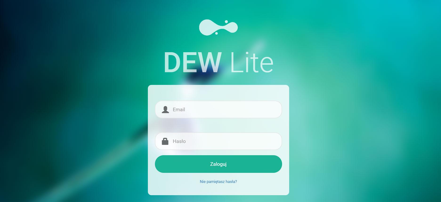 DEW-Lite obieg dokumentów i spraw
